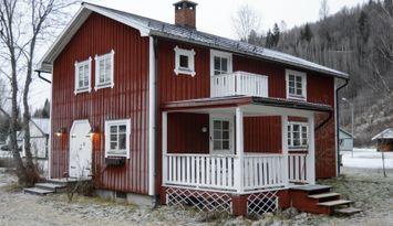 Ferienhaus bei Branäs zu vermieten