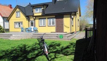 Stort hus vid havet i När på Sydöstra Gotland