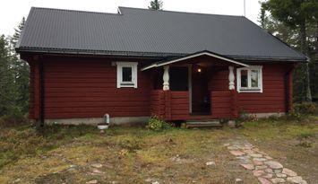 Sälen Hemfjällstangen - gemütliches Blockhaus