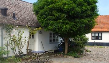 Haus am Hafen in Skillinge, Österlen