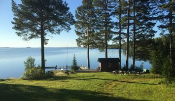 Beautiful location lake viewJämtland County Sweden