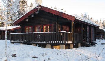 2 Ferienhäuser im Gebirge Hundfjället/Tandådalen