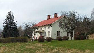Hemtrevligt hus