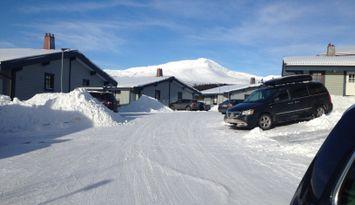 Åre,  Åre Björnen, Norra Hermelinen, ski in/out