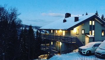 Åre house with 16 berths Ski In/out location