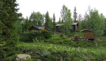 Fjällstuga, Björnliden, Grövelsjön
