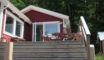Vandra, vila, skogsbada, insup havet i Bohuslän