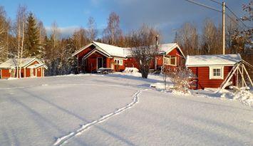 2 - familjsstuga - nära Bjursås Ski Center - Falun