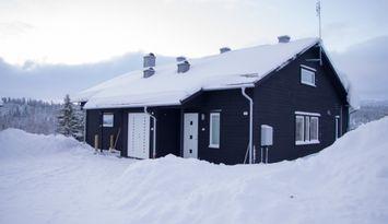 Lägenhet i stuga - Tärnaby Linbanan