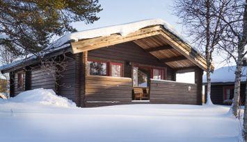 Hütte 1-5 - 58 qm - am Skistadion - Sauna - WiFi
