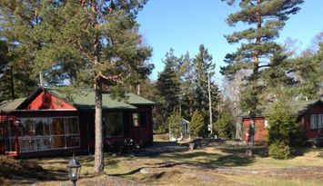 Fritidshus på Muskö, Stockholm (södra skärgården)
