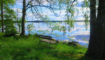 Hyr hela vårt mysiga vandrarhem - vid sjö och å