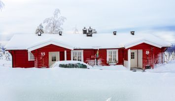 Stuga uthyres i Långberget, Sysslebäck, Värmland