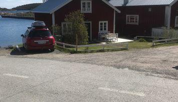 Sjöbod uthyres i Bönhamns fiskeläge