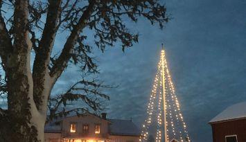 Prästgården i Säfsen lyxigt boende med 7 dubbelrum