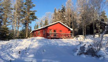 Familjestuga med bastu uthyres i Sälen