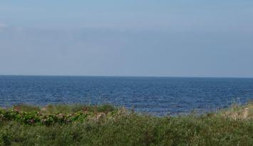 Stuga Östra stranden Halmstad med havsutsikt