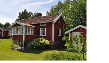 Cottage Orust, WiFi, Boat 50hp - Kungsviken