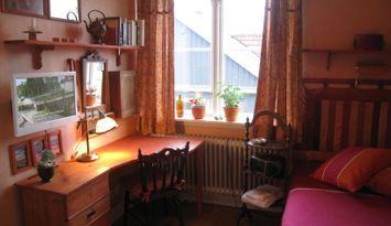 Centrally located in Gothenburg. One room