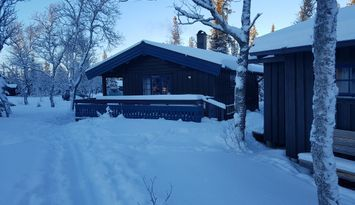 Cozy Cabin at the foot of Mount Storsnasen
