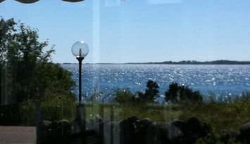 Northern Öland, House with fantastic sea view