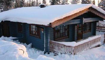 Gemütliches Ferienhaus in Lofsdalen