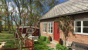 The Cottage of Lyckås near Öresund (Helsingborg)