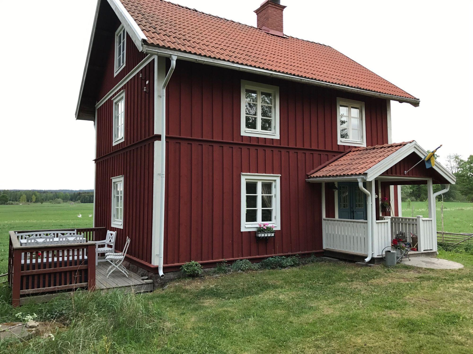 Hytte Ferieudlejninger Til Leje I Vimmerby Sodra Vi Kalmar