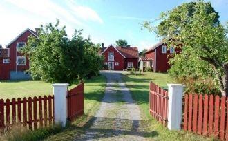 Sommarhus på Färingsö