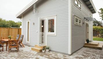 Nybyggd stuga i vackra Torhamn, Karlskrona