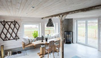 Rural living on seafront in the archipelago