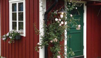 Stuga nära havet i Haverdal - norr om Halmstad!