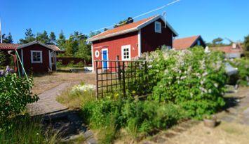 Stuga Sandhamn Värmdö