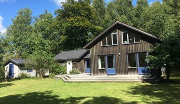 Large nice house close to the beach in Haverdal