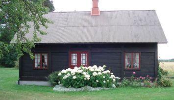 Charmigt gotländskt bulhus i Sproge