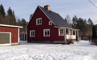Ferienhaus in Nord-Värmland, nahe Branäs Skianlage