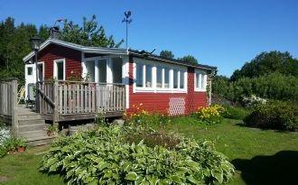 Ferienhaus m. Seeblick zwischen Västervik/Vimmerby