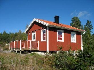 uppkopplad ledsagare liten nära Karlstad