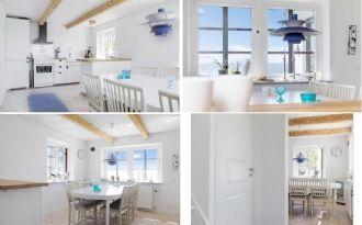 Unique summer house - sea view - Kåseberga