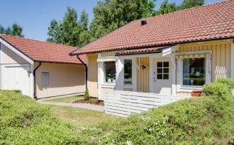 Modern house in Frösakull close to beach & golf