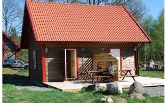 Våxtorps camping och stugby - loftstugor 4-6 p