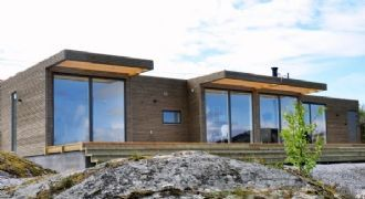New holiday home on the West Coast of Sweden