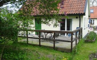 Fritidshus i naturreservat på Österlen Mälarhusen