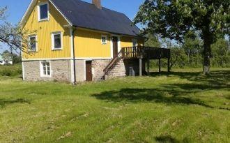 Hus på norra Öland (Legenäs)