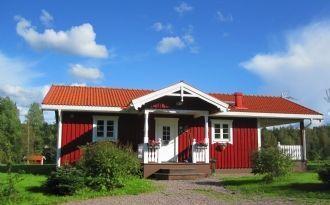 Sjönära - familjehus - Brogärdet- fri wifi