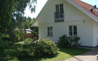 Lägenhet i villa Söndrum Halmstad 100m till strand