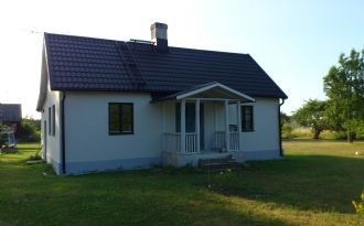 Countryside house in Tingstäde
