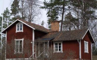 Stuga i Bälgviken