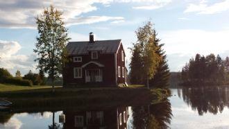 Stuga 1 vid Ångermanälven