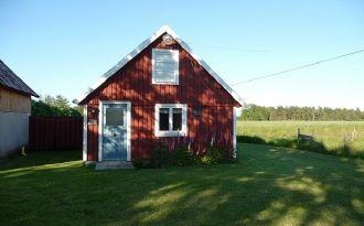 Stuga 12 km norr om Visby